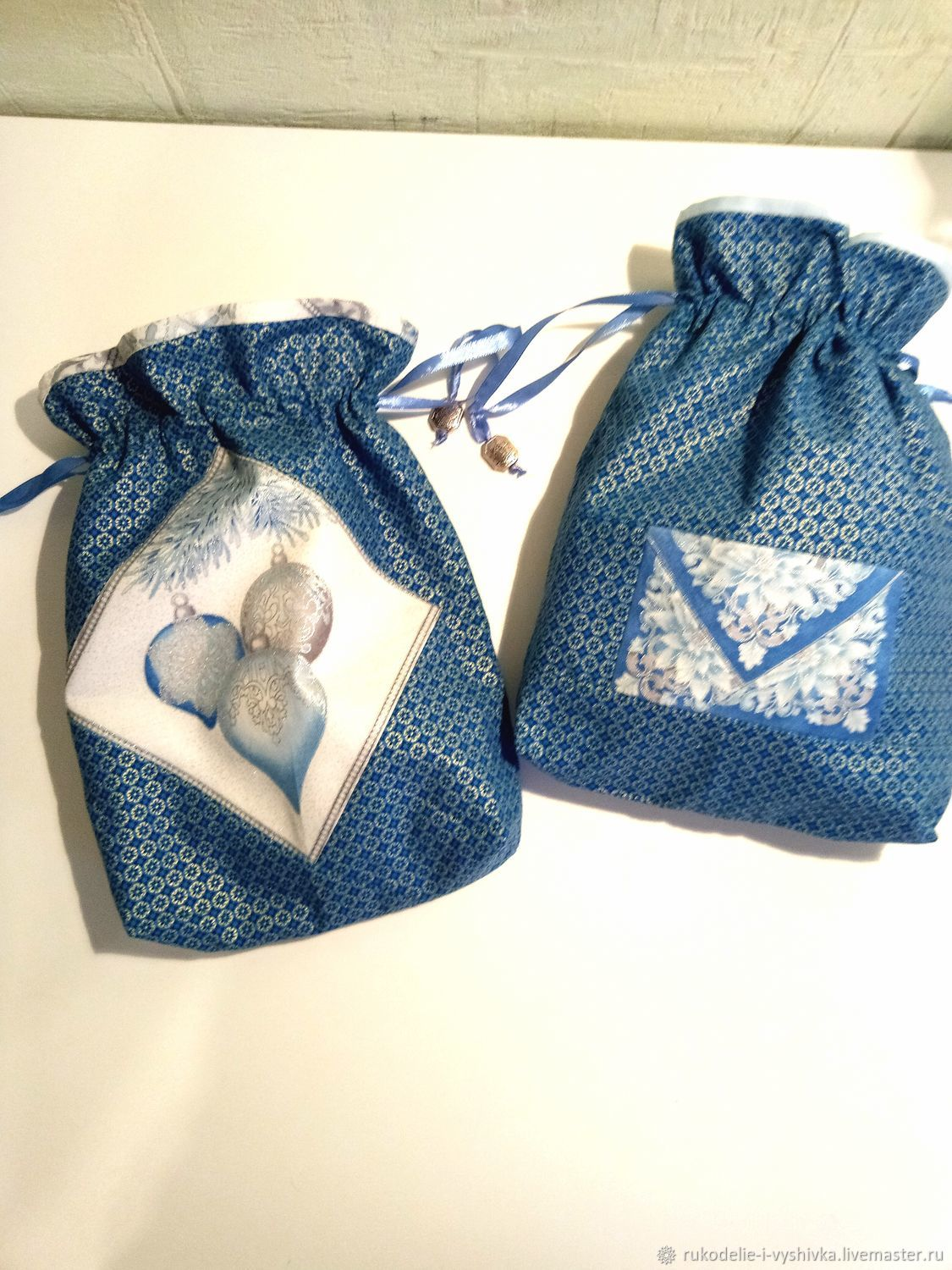 Bags for gifts: Bags for new year gifts, Gift pouch, Gatchina,  Фото №1