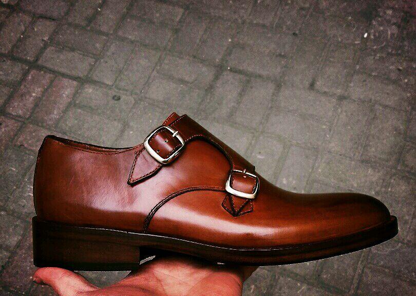 Ботинки монки женские