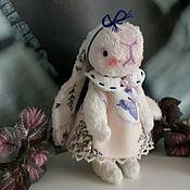 Куклы и игрушки ручной работы. Ярмарка Мастеров - ручная работа Зайка Лизонька. Handmade.