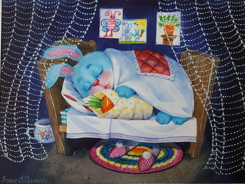 ажурные зайчик спят картинки подал иск