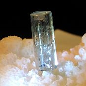 Материалы для творчества handmade. Livemaster - original item Aquamarine crystal (light blue Beryl). Handmade.