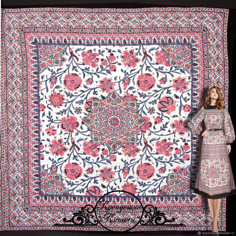 "Крепдешин ETRO ""Китти"" итальянские ткани, Fabric, Sochi,  Фото №1"