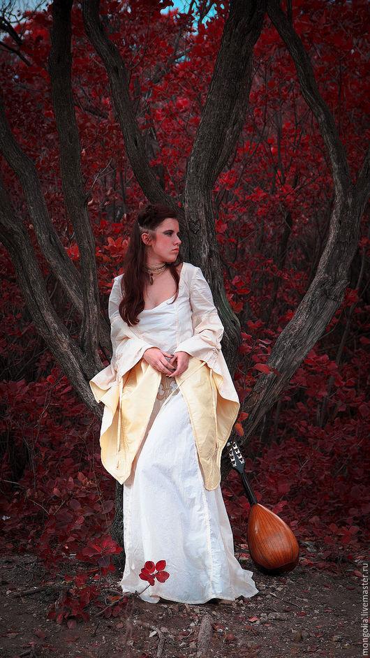 """Платья ручной работы. Ярмарка Мастеров - ручная работа. Купить Платье в средневековом стиле """"Medieval"""". Handmade. Платье, вечернее платье"""