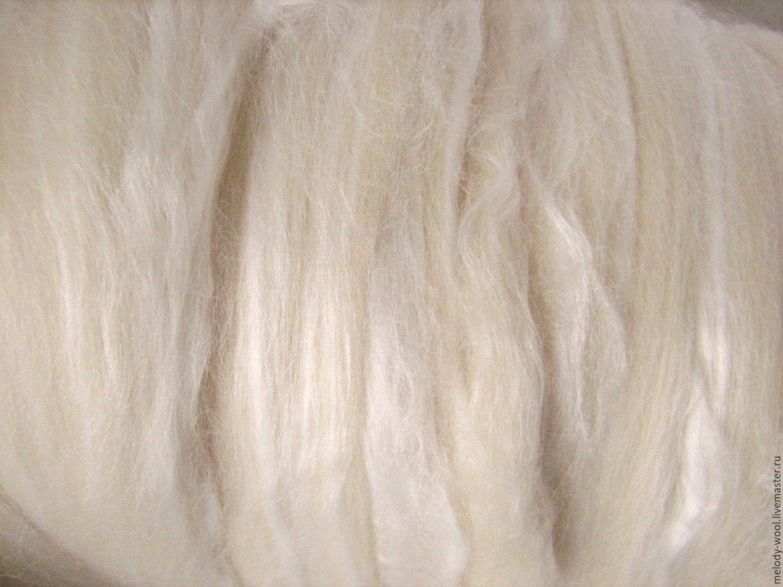 Бленд меринос 23 мк с волокнами бамбука,Англия, Шерсть, Краснодар,  Фото №1