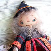 Куклы и игрушки ручной работы. Ярмарка Мастеров - ручная работа Текстильная кукла - Ведьмочка Мэри. Handmade.