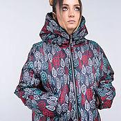 Одежда handmade. Livemaster - original item Extended jacket with zipper