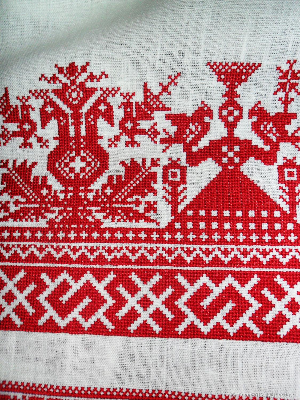 Русский свадебный рушник своими руками фото 345