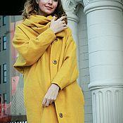 Одежда handmade. Livemaster - original item Overcoat-oversize