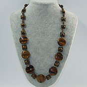 Украшения handmade. Livemaster - original item Necklace made of natural stones