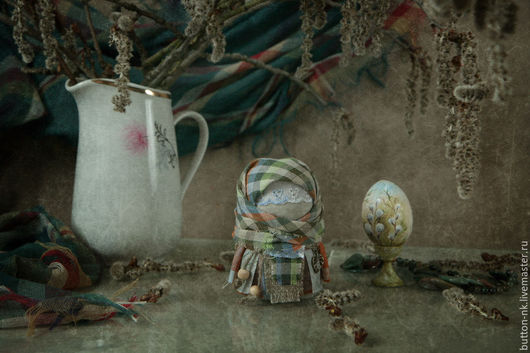 Фотокартины ручной работы. Ярмарка Мастеров - ручная работа. Купить Цветет верба Натюрморт фото, картина. Handmade. Бежевый, зеленый