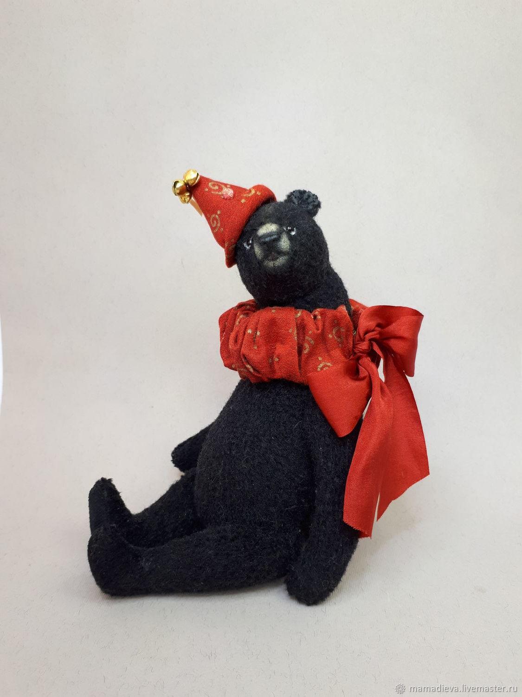 Дон (черный мишка Барибал), Мишки Тедди, Астрахань,  Фото №1
