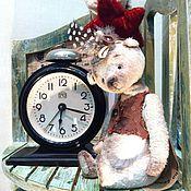 Куклы и игрушки ручной работы. Ярмарка Мастеров - ручная работа мишка Штопа. Handmade.