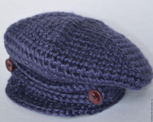 Для новорожденных, ручной работы. Ярмарка Мастеров - ручная работа. Купить Реквизит для фотосессий комплект для фотосессии шляпа Гаврош. Handmade.