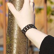 "Украшения handmade. Livemaster - original item Set of Beaded Bracelets ""Kongo"". Handmade."