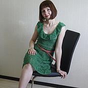 Одежда ручной работы. Ярмарка Мастеров - ручная работа Платье для Елены. Handmade.