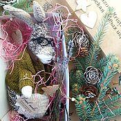 Вальдорфские куклы и звери ручной работы. Ярмарка Мастеров - ручная работа Заяц. Handmade.