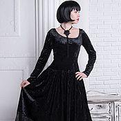 Одежда handmade. Livemaster - original item Little black dress