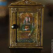 """Для дома и интерьера ручной работы. Ярмарка Мастеров - ручная работа Ключница """"Ящик Пандоры"""". Handmade."""