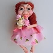 Куклы и игрушки ручной работы. Ярмарка Мастеров - ручная работа Нежность. Handmade.