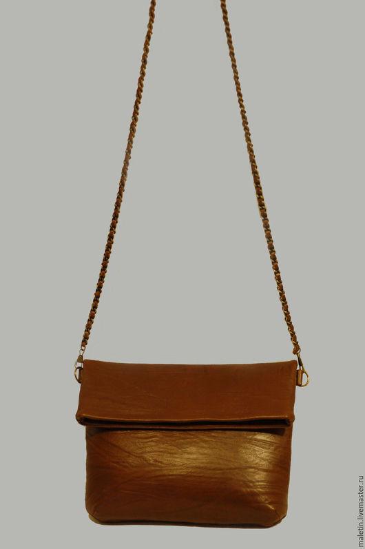 Женские сумки ручной работы. Ярмарка Мастеров - ручная работа. Купить Женская кожаная сумка. Handmade. Женская сумка