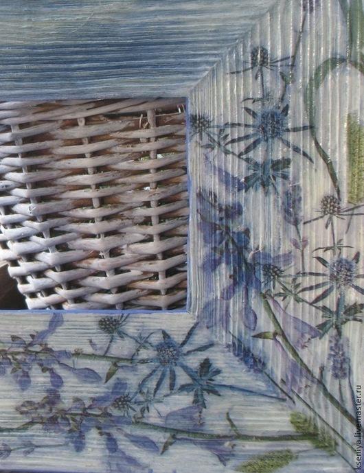 Зеркала ручной работы. Ярмарка Мастеров - ручная работа. Купить Зеркало. Сиреневые цветы.  Настенное зеркало. Рамка для фото. Handmade.