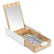 Для дома и интерьера handmade. Livemaster - original item Reflexion jewelry box. Handmade.