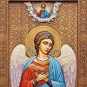 """Иконы ручной работы. Ярмарка Мастеров - ручная работа Икона """"Ангел-хранитель"""". Handmade."""