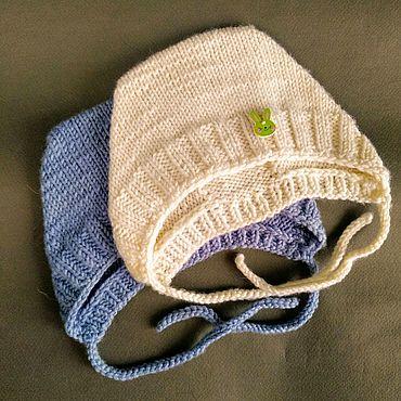 Одежда ручной работы. Ярмарка Мастеров - ручная работа Шапочка для малыша. Handmade.