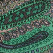 Материалы для творчества ручной работы. Ярмарка Мастеров - ручная работа Натуральный шелк 70-80 гг. Handmade.