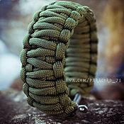 """Украшения ручной работы. Ярмарка Мастеров - ручная работа Браслет """"Двойная кобра"""". Handmade."""