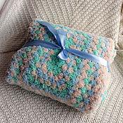 Одеяла ручной работы. Ярмарка Мастеров - ручная работа Одеяло Плед детский. Handmade.