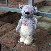 Куклы и игрушки ручной работы. Ярмарка Мастеров - ручная работа Мишка-ангел Веснянка. Handmade.