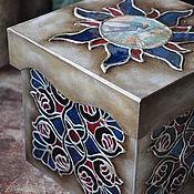 Для дома и интерьера handmade. Livemaster - original item Box,Thumbelina,,. Handmade.