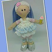 Куклы и игрушки ручной работы. Ярмарка Мастеров - ручная работа Кукла Ангелина (7). Handmade.