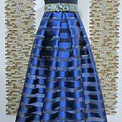 """Одежда ручной работы. Ярмарка Мастеров - ручная работа Авторская юбка """"Царевна-Ночь"""". Handmade."""