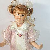 Винтаж handmade. Livemaster - original item Collectible doll from MasterPiece Gallery. Handmade.
