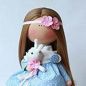 Куклы и игрушки ручной работы. Ярмарка Мастеров - ручная работа Куколка Весенняя Нежность. Handmade.