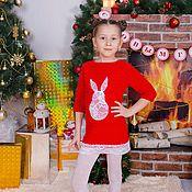 Одежда ручной работы. Ярмарка Мастеров - ручная работа Платье Bugs Bunny. Handmade.