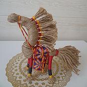 Куклы и игрушки ручной работы. Ярмарка Мастеров - ручная работа Коник. Handmade.