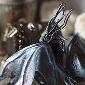 Куклы и игрушки ручной работы. Ярмарка Мастеров - ручная работа Дракон - Дух Затерянного Озера. Handmade.