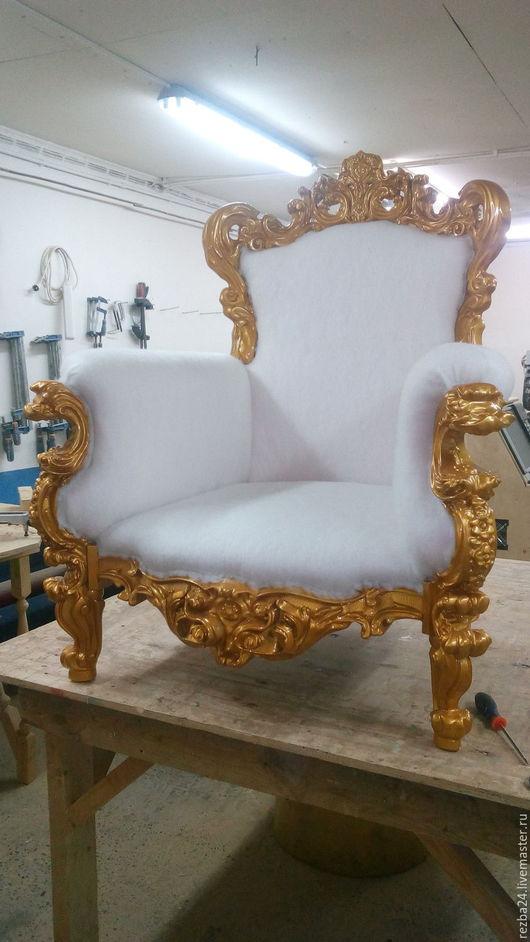 Мебель ручной работы. Ярмарка Мастеров - ручная работа. Купить Кресло. Handmade. Коричневый, заказ, заготовка