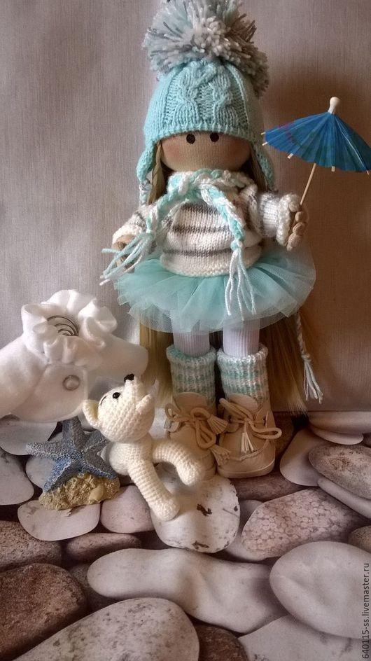 Одежда для кукол ручной работы. Ярмарка Мастеров - ручная работа. Купить куколка игровая и интерьерная. вся одежда съемная.. Handmade.