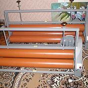Материалы для творчества ручной работы. Ярмарка Мастеров - ручная работа машина для валяния шерсти в рулоне. Handmade.