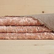 Материалы для творчества ручной работы. Ярмарка Мастеров - ручная работа Плюш винтажный 35. Handmade.