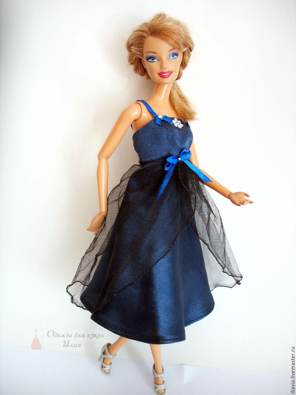 Как сшить платье для куклы пошаговое фото - Мой секрет 91