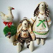 Куклы и игрушки ручной работы. Ярмарка Мастеров - ручная работа Семейная пара Примеры работ. Handmade.