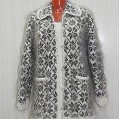 """Одежда ручной работы. Ярмарка Мастеров - ручная работа Кардиган """"Метель"""". Handmade."""