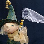 Куклы и игрушки ручной работы. Ярмарка Мастеров - ручная работа Пан Милош. Handmade.
