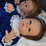 Куклы и игрушки ручной работы. Ярмарка Мастеров - ручная работа Кукла реборн,лимитированный молд Milli by Olga Auer. Handmade.