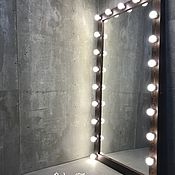 Для дома и интерьера handmade. Livemaster - original item Dressing room floor mirror ESPRESSO. Handmade.